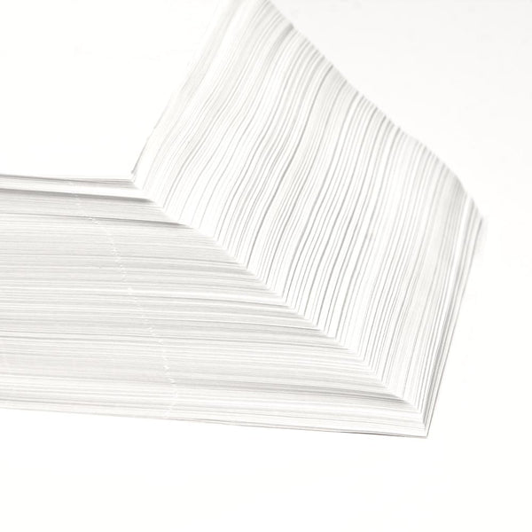 "Parchment Paper Sheets, Bleached 3""x3"" Silicone ULTRA"
