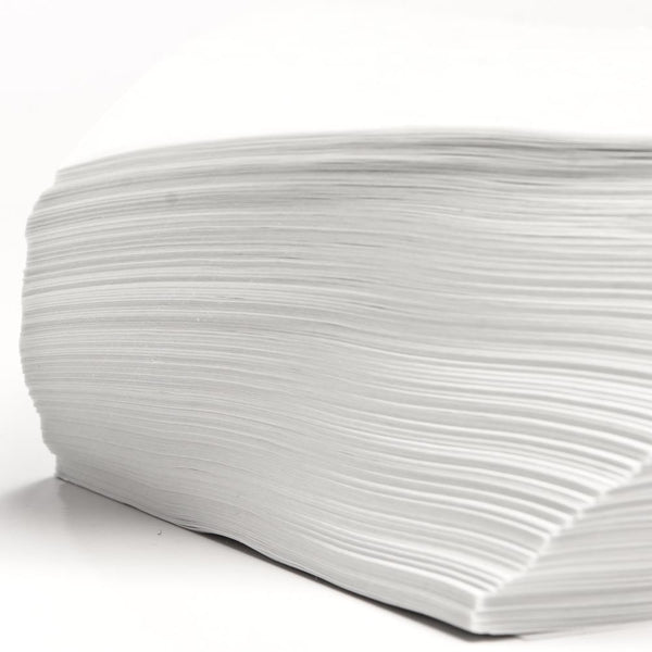 "Parchment Paper Sheets, Bleached 5""x9"" Silicone ULTRA"