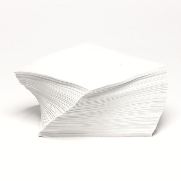 "Parchment Paper Sheets, Bleached 4""x6"" Silicone ULTRA"