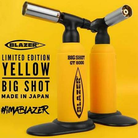 Blazer, Big Shot GT 8000 Butane Torch