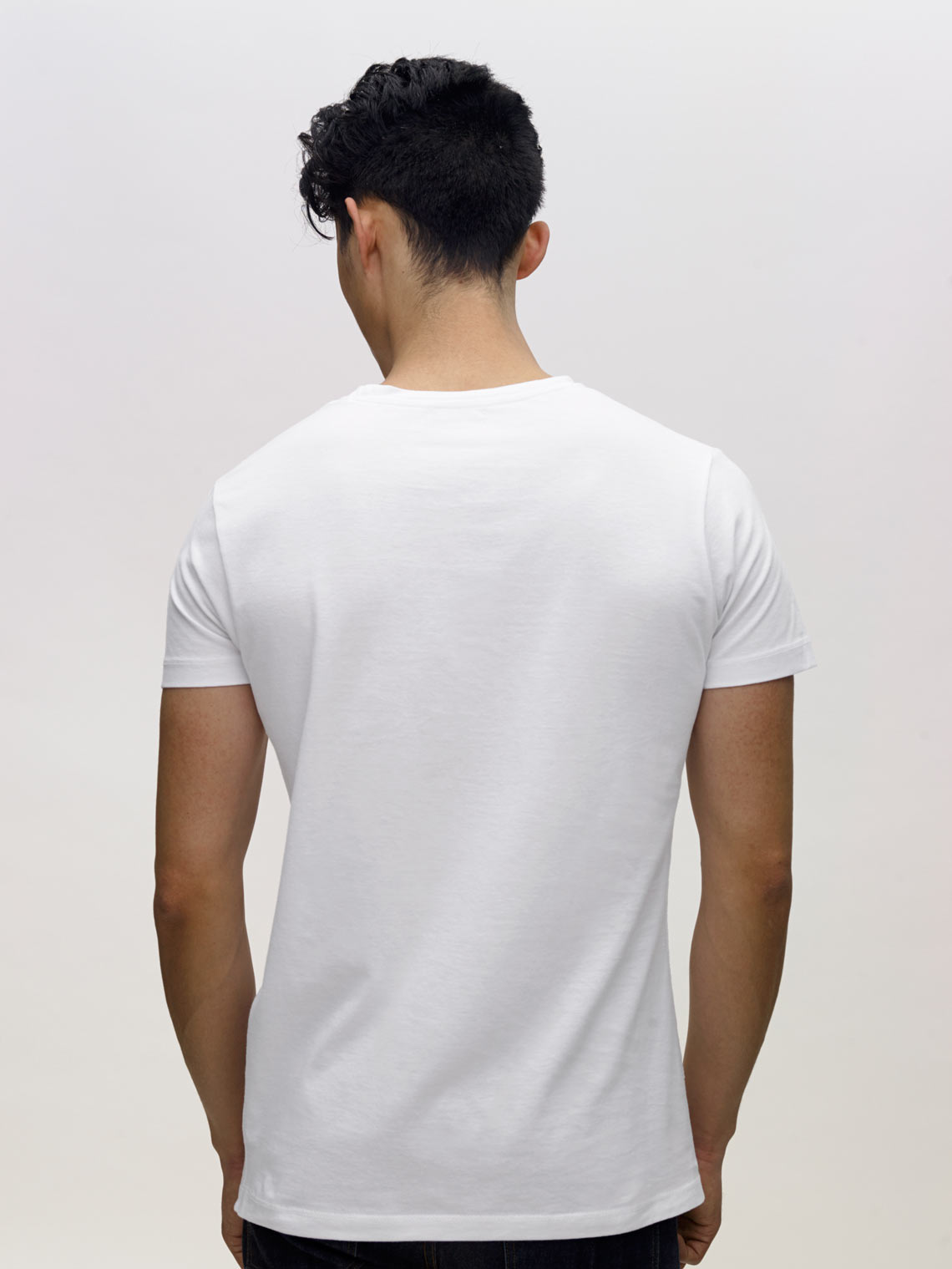 Product Shot of the The Crew in White