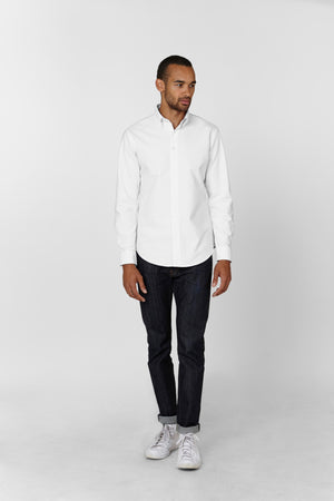 Thumbnail Image of the The Oxford in White