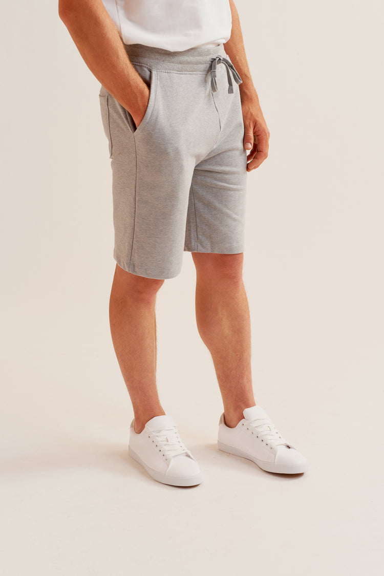 Sweatshorts Heather Grey