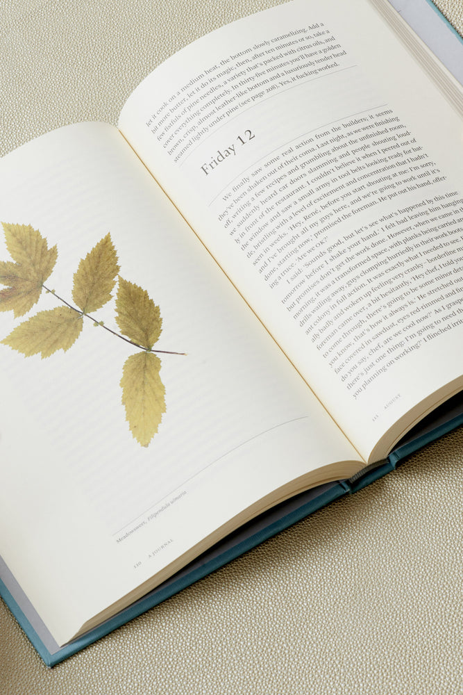 A Work In Progress: A Journal by Rene Redzepi
