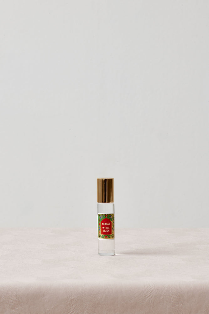 White Musk Roll On Perfume Oil