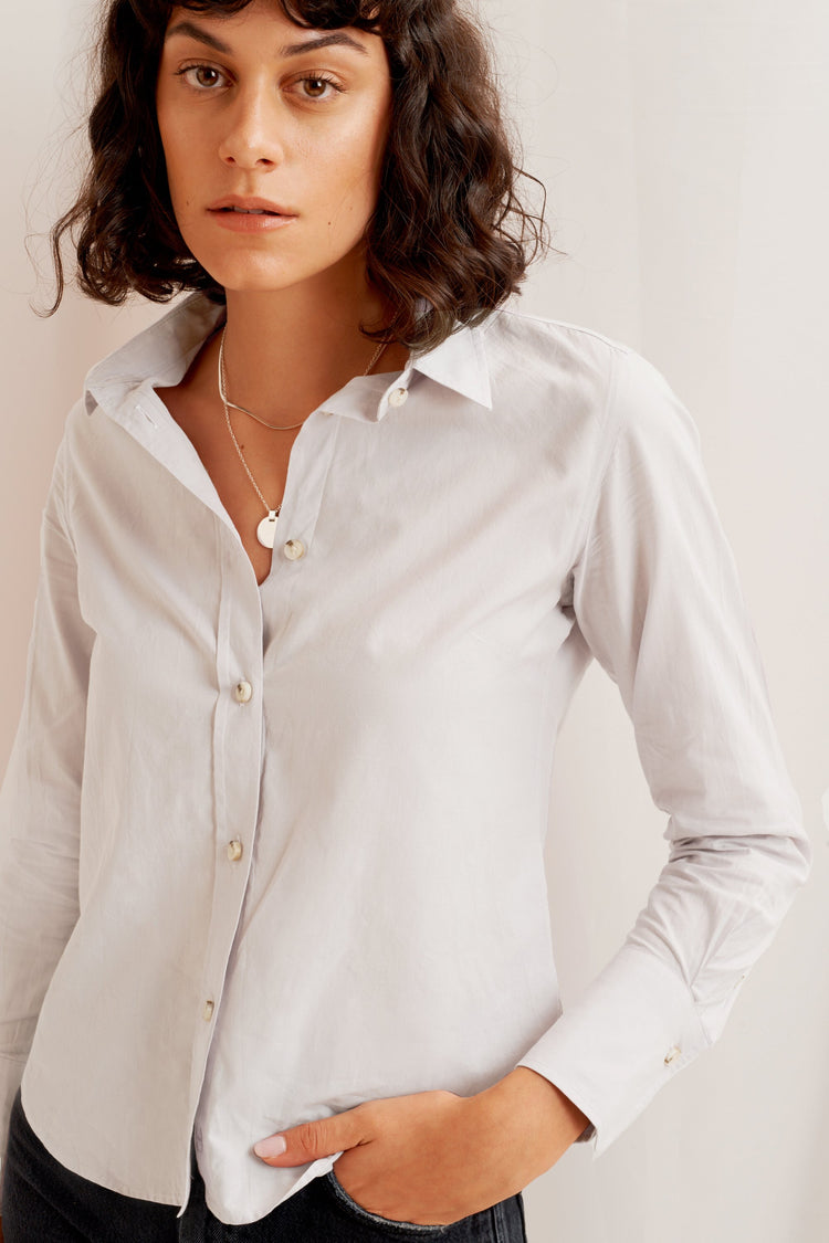 Weekday Shirt White
