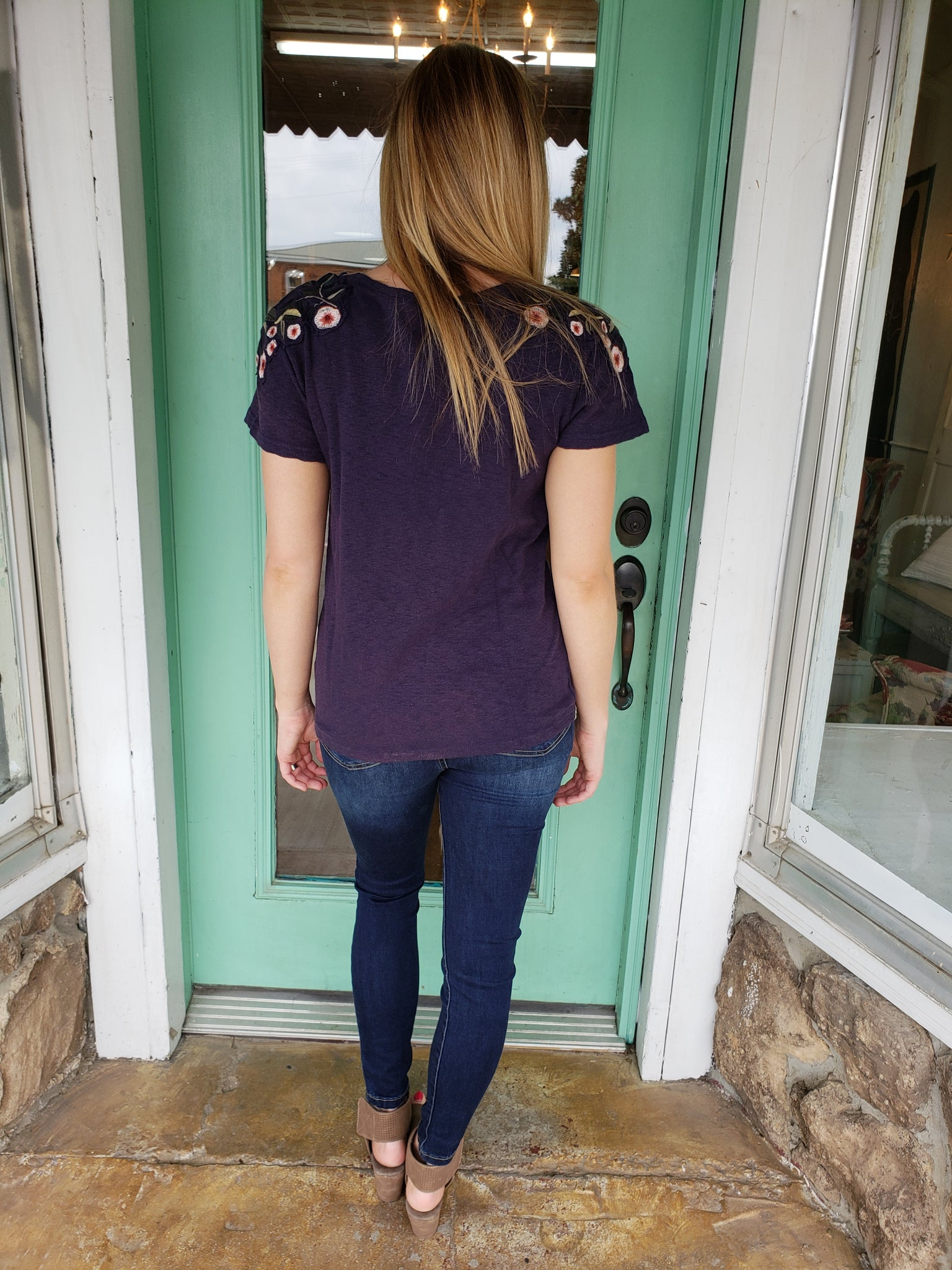 The Belle of Fall Tee - Enclothe Boutique