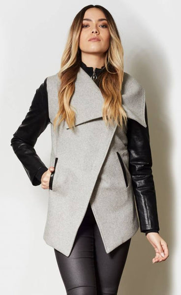 Cool Girl Jacket - Enclothe Boutique