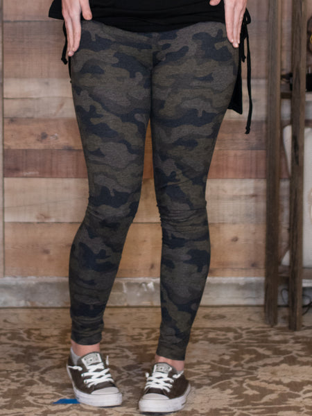 Camo 2.0 Leggings