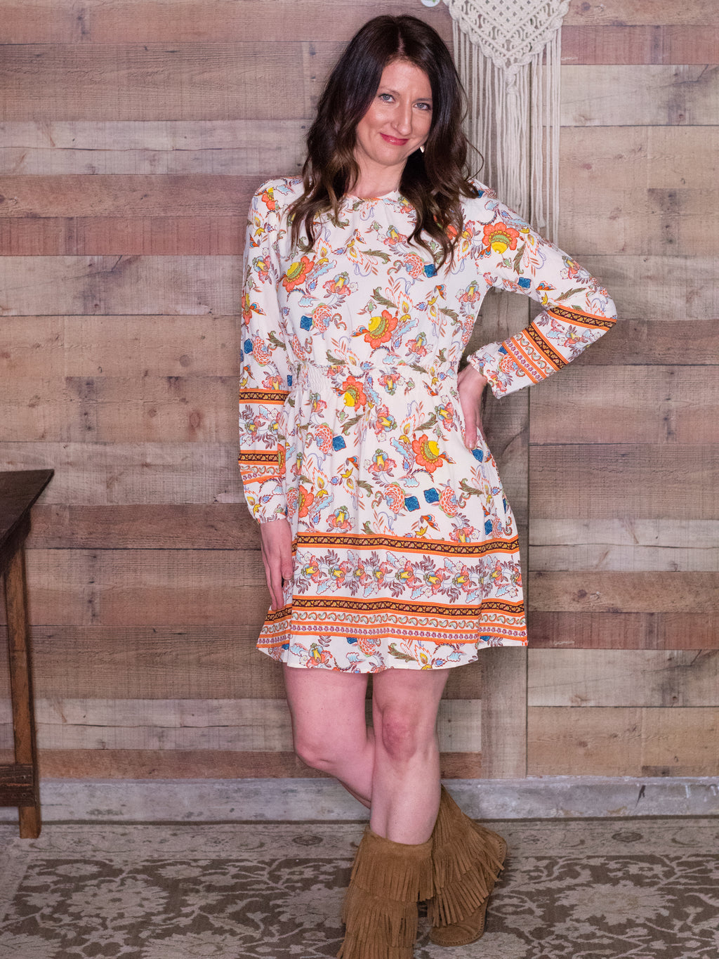 Festival Frolicking Dress - Enclothe Boutique