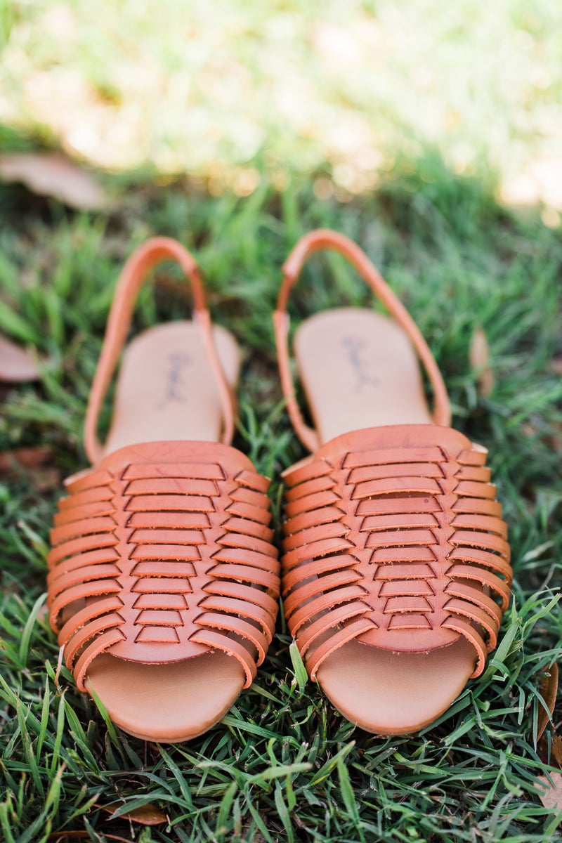 Dream Weaver Sandals
