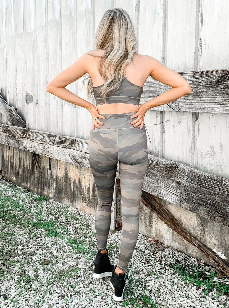 Incognito Workout Set - Enclothe Boutique