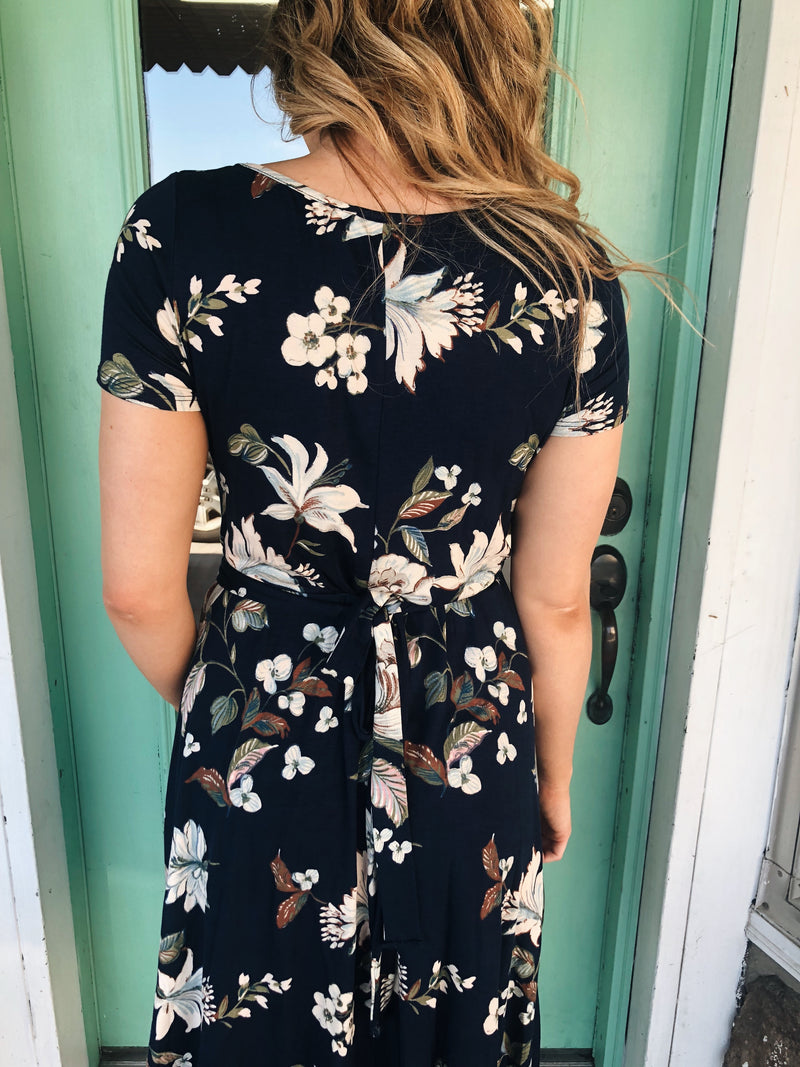 Z Up the Garden Path Dress - Enclothe Boutique