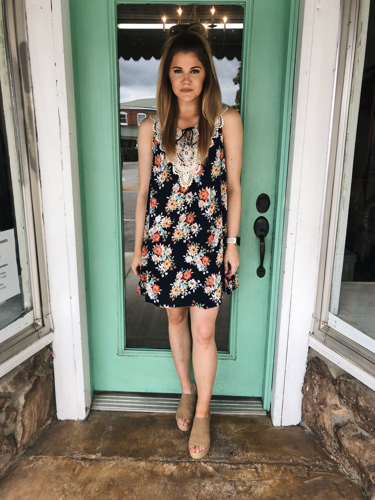 Romantic Follies Dress - Enclothe Boutique