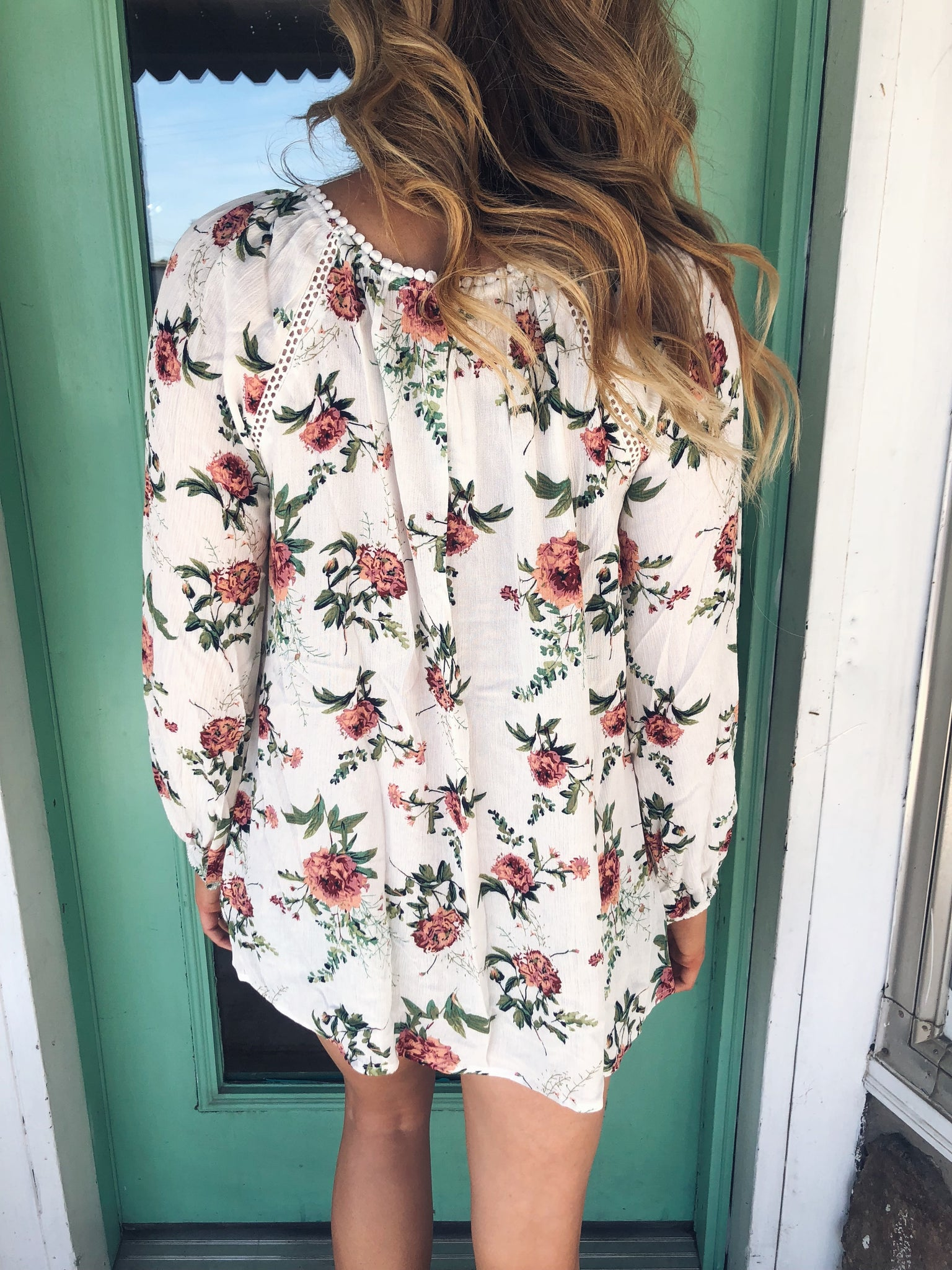 Not Every Rose Has Thorns Blouse - Enclothe Boutique