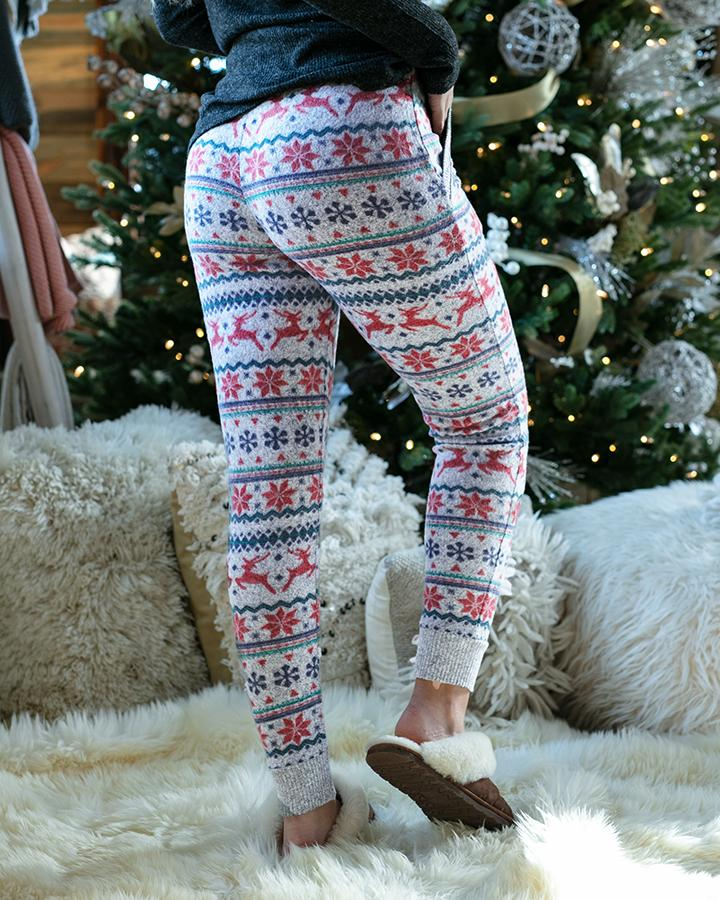 Snow Day Joggers - Enclothe Boutique