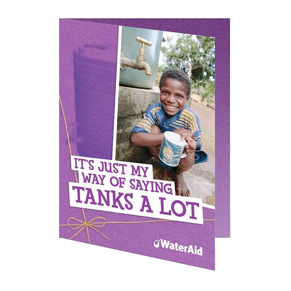 $140 can help buy a rainwater tank