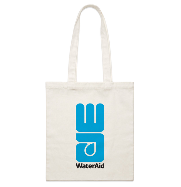 WaterAid Tote Bag