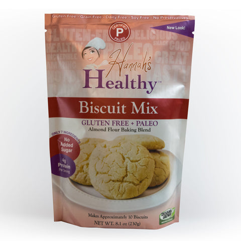 Hannah's Healthy Biscuit Mix