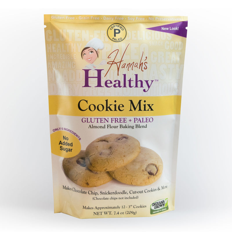 Hannah S Healthy Cookie Mix