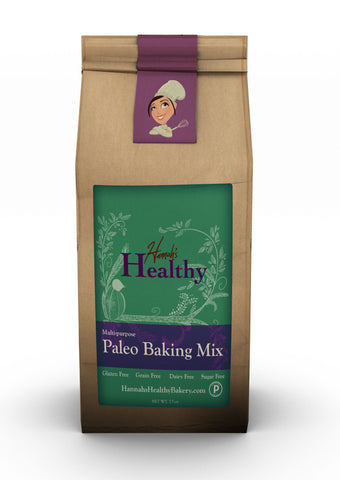 Hannah's Healthy Multi-purpose Paleo Baking Mix