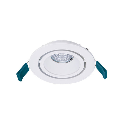 NEW Recessed Round Tilt Mounting Trim