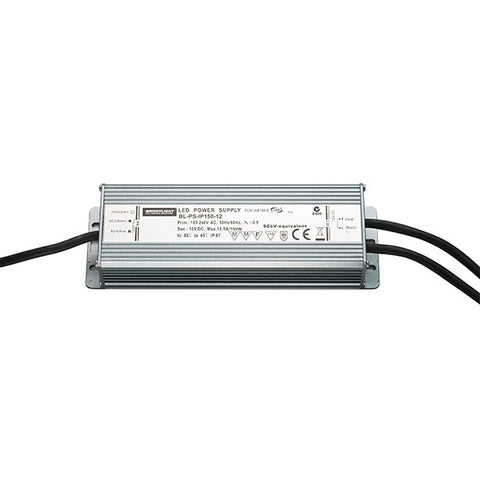 150W 12V IP67 Constant Voltage Power Supply