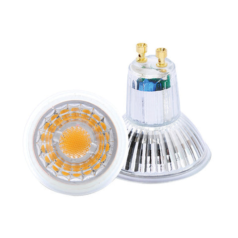 7W GU10 Lamp (Pack of 10)