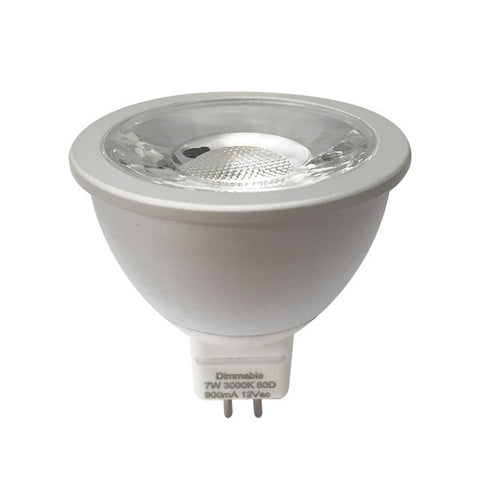 7W MR16 Lamp (Pack of 10)