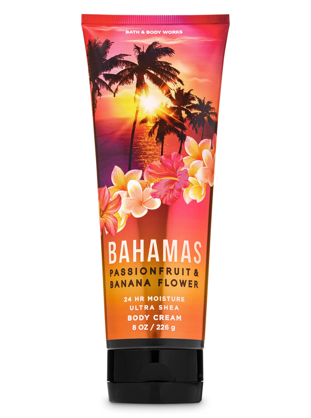 Bahamas Passionfruit & Banana Flower Ultra Shea Body Cream