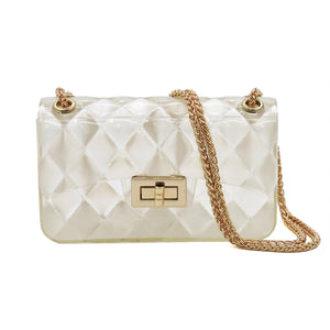 Jelly Classic Candy Shoulder Bag