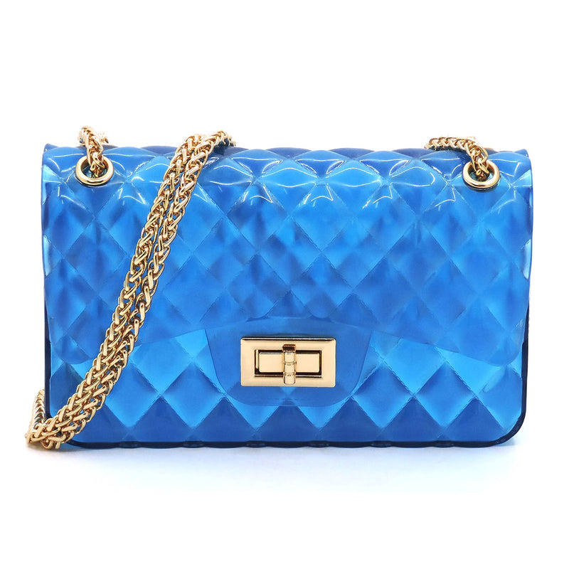 Jelly Candy Classic Shoulder Bag
