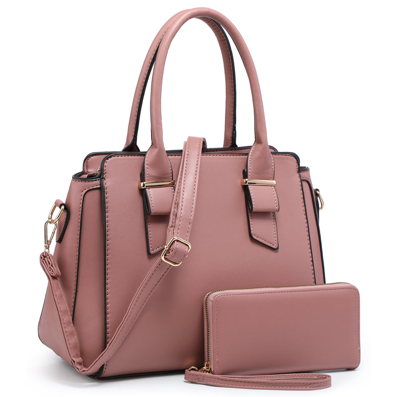 Fashion 2-in-1 Satchel