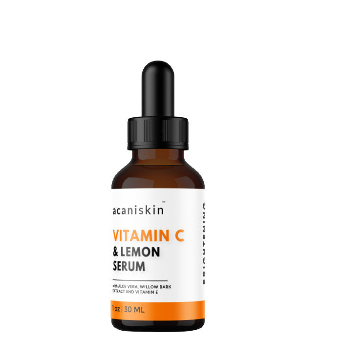 Vitamin C & Lemon Brightening Serum