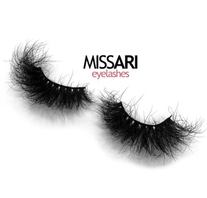 MISSARI Eyelashes 25MM Minkie Blinkies