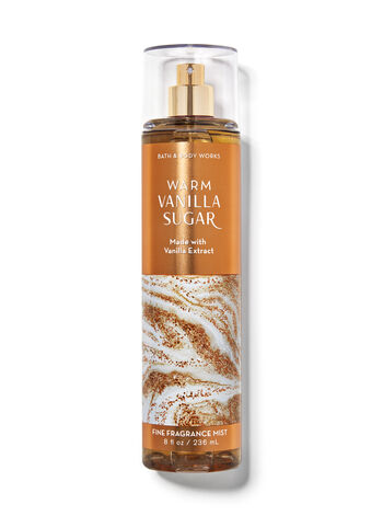 WARM VANILLIA SUGAR BODY SPRAY