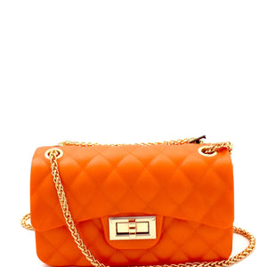 Large Jelly Belly Crossbody Bag