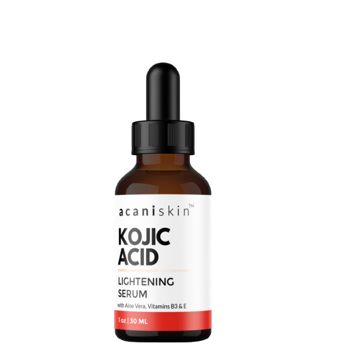 Kojic Acid Lightening Serum 1oz