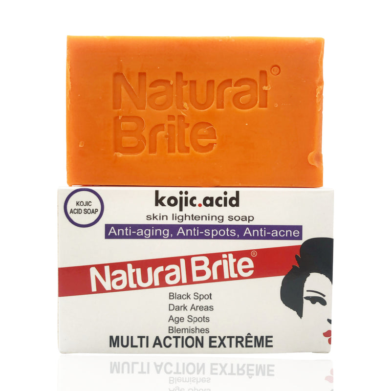 Natural Brite Kojic Acid Soap