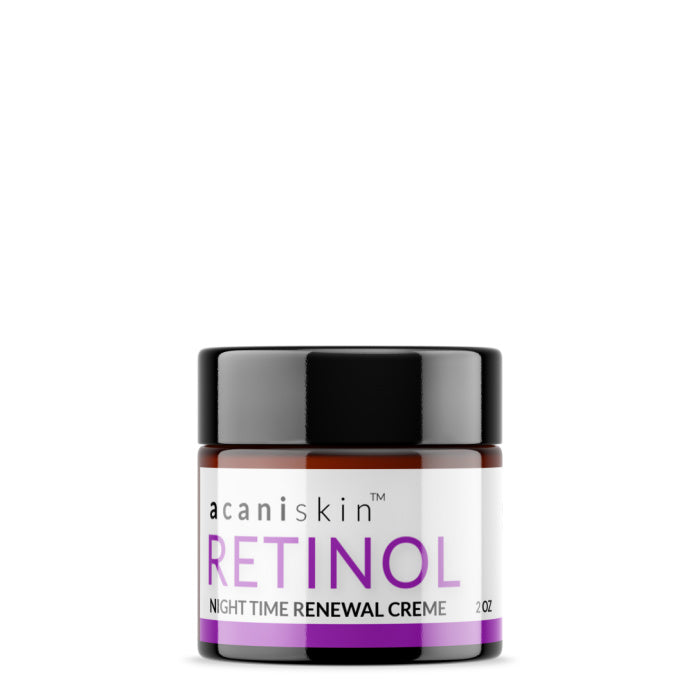 Retinol Night Time Renewal Creme 2oz