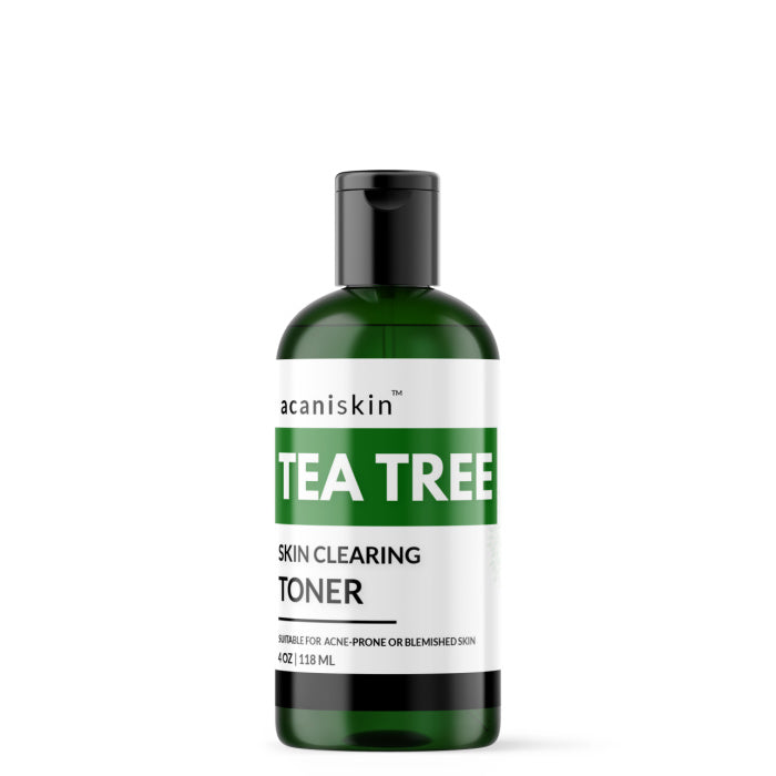Tea Tree Skin Clearing Toner 4oz