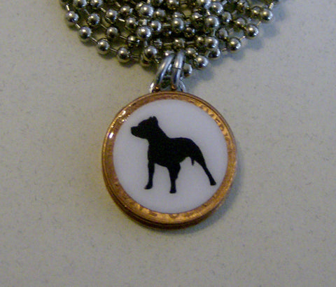 Penny Pit Bull Charm