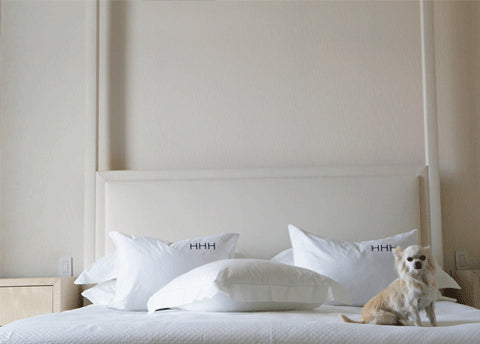 What Your Pillow Arrangement Says About You