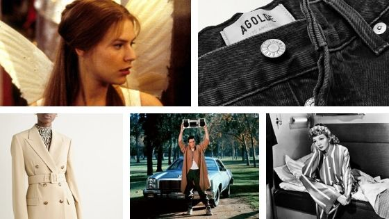 Valentine's Day Outfit Ideas Based on Romantic Movie Scenes