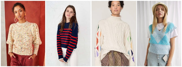 An Ongoing Love Letter to Our Favorite Fall Sweaters