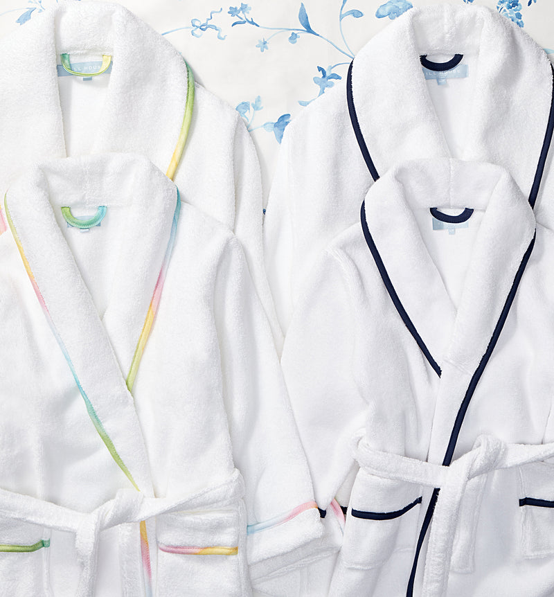 The Navy Family Robe Bundle - His & Hers