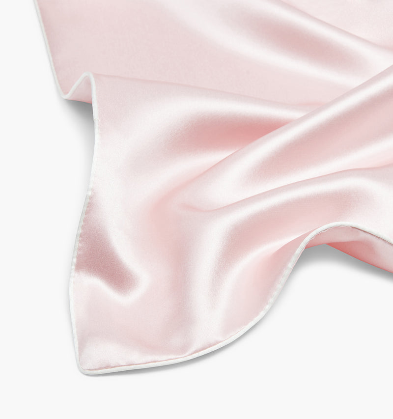 Sisi Silk Pillowcase - Dusty Pink