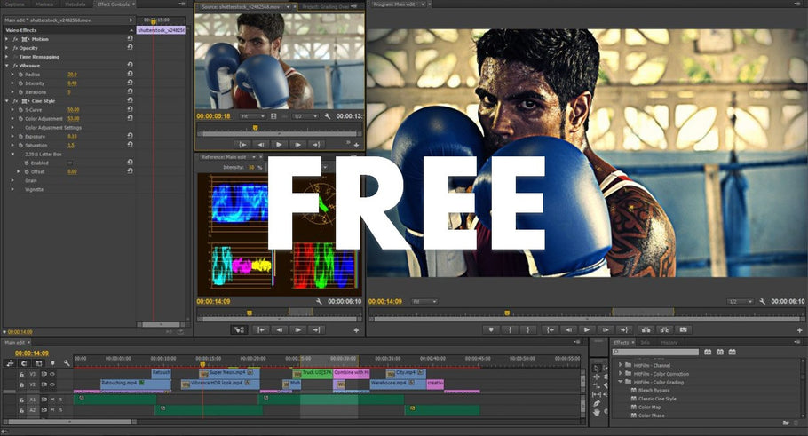 The Best Free Video Editing Software for PC 2017