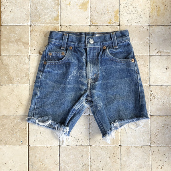 Vintage Levi's Red Tab Cutoffs - Family Store