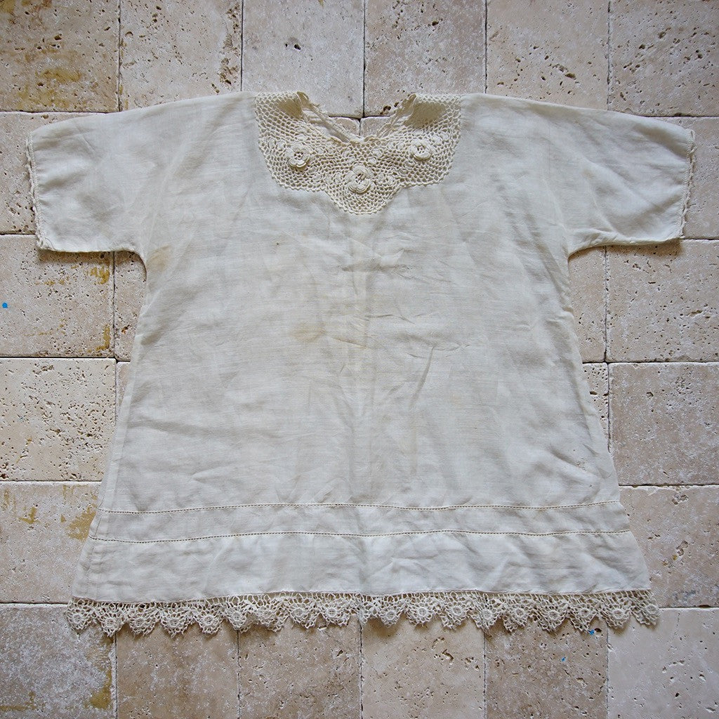 Vintage Embroidered Dress - Family Store
